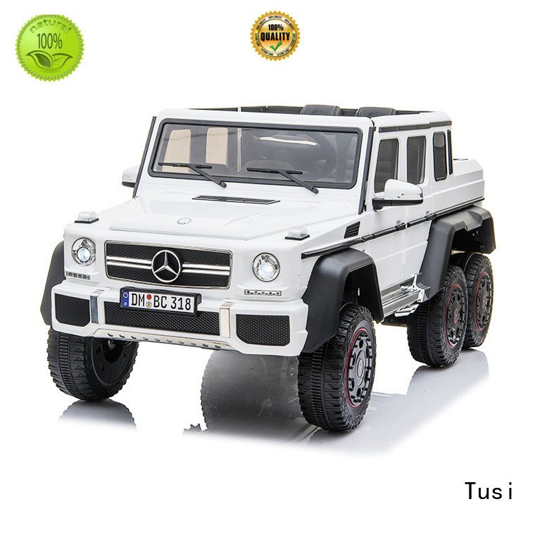 Tusi kids ride on cars company for outdoor
