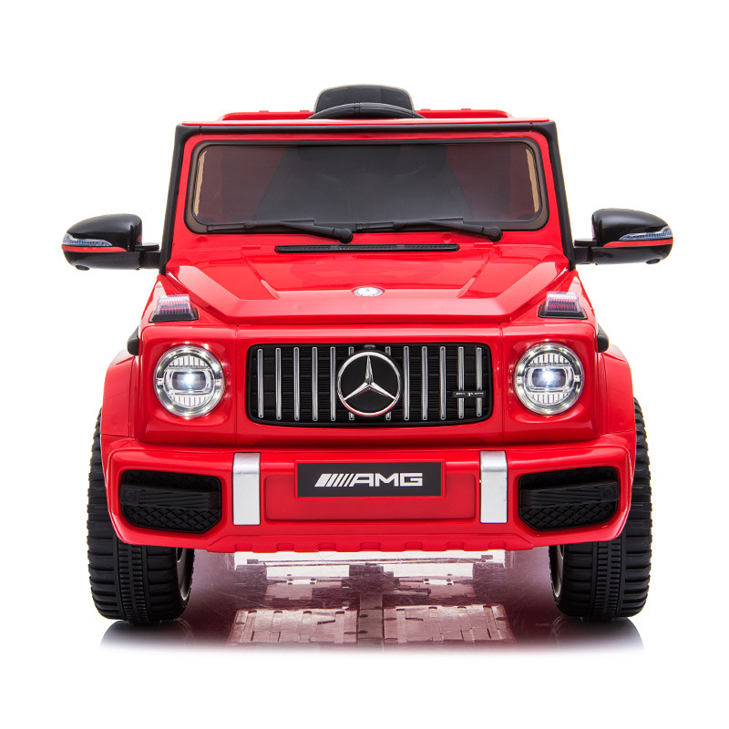Kids Motorized Cars Licensed Mercedes Benz G63 AMG children's Electric Car