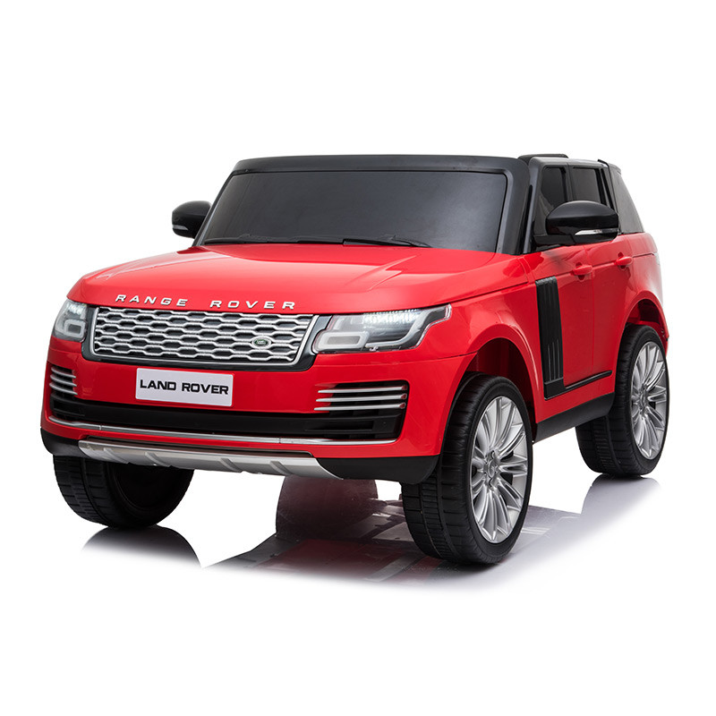 Battery Car For Child Licensed Range Rover Ride On Car