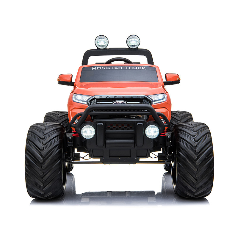 Kids Ride On Licensed Ford Ranger Monster Truck Ride On