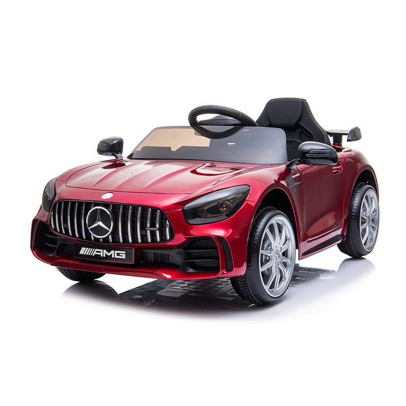 Mercedes Benz Kids Car Battery Kids Ride On Mercedes Benz GTR AMG