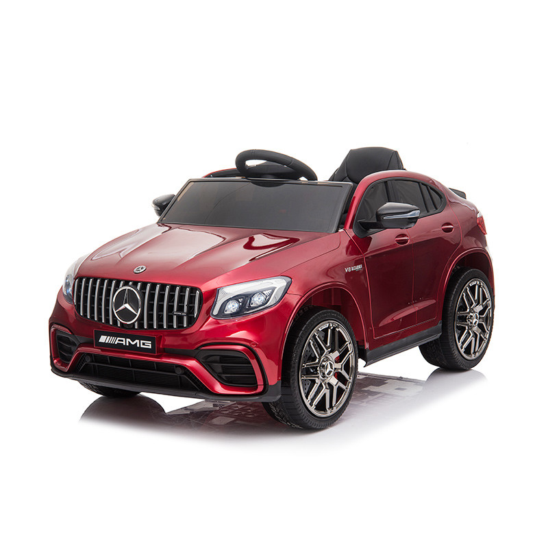 Ride On With Remote Control Licensed Mercedes Benz GLC63E Coupe AMG