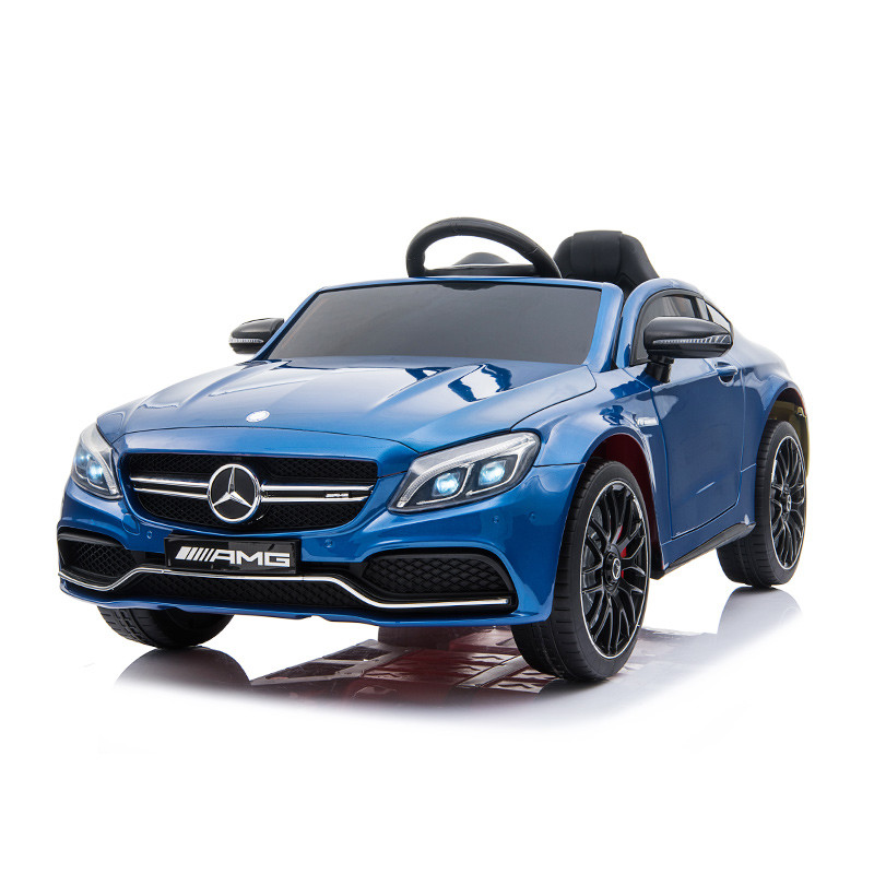 Licensed Ride On Mercedes Benz Kids Electric Car