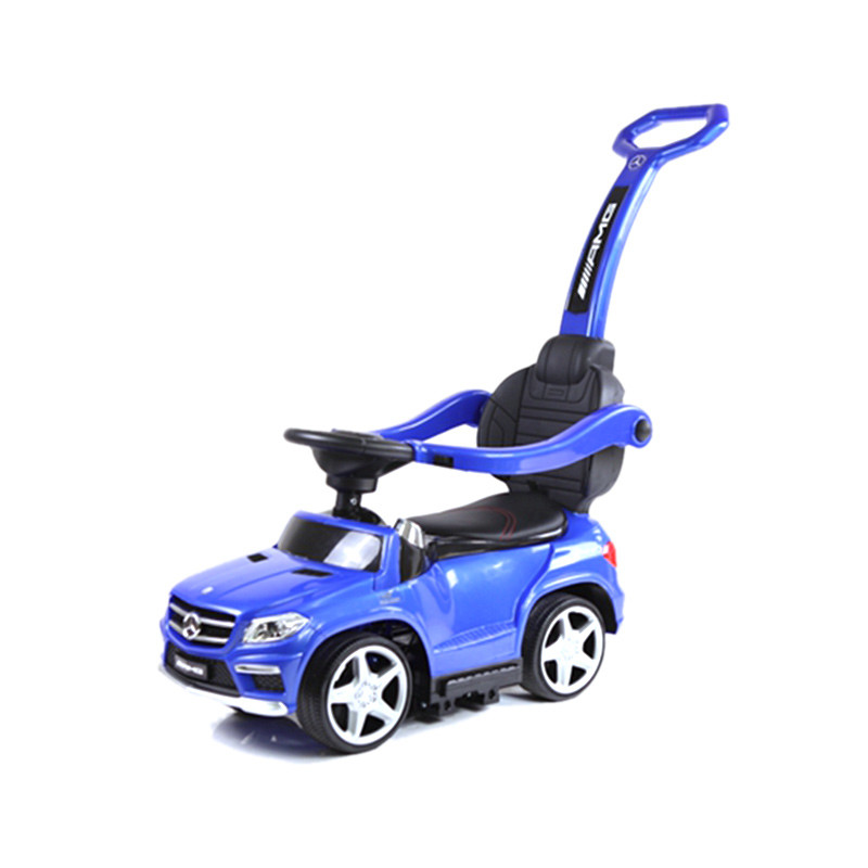 Ride On Push Car For Toddlers Licensed Mercedes Benz GL63 AMG