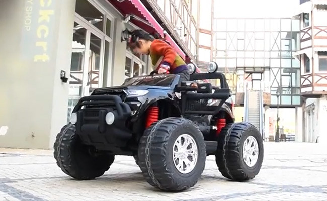 FORD RANGER Monster Truck Ride On Kids Ride On UTV
