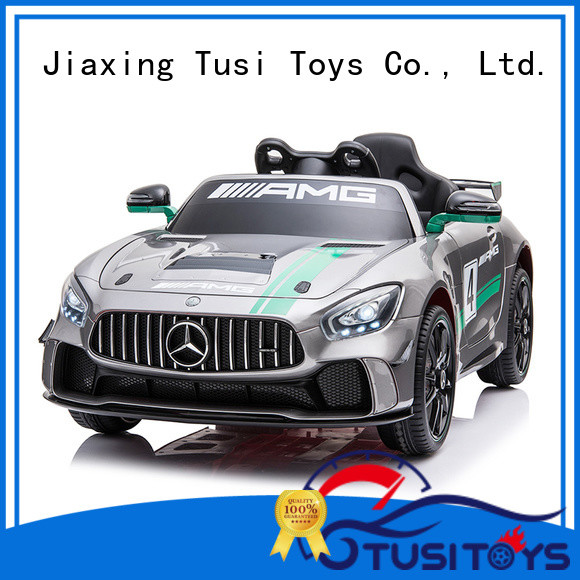 Tusi motorized ride on toys new design for outdoor