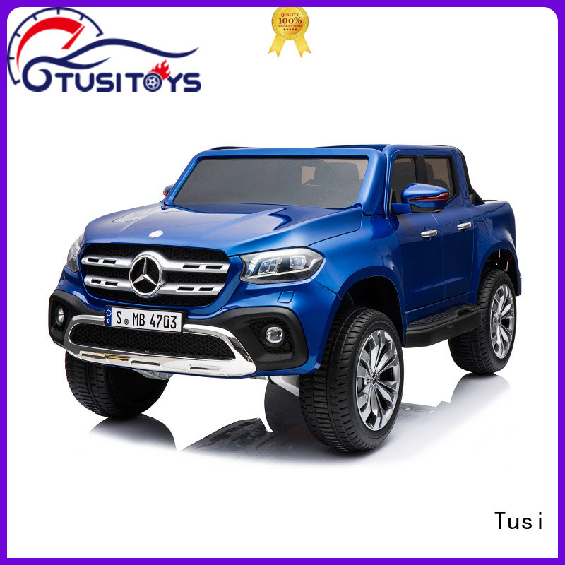 Tusi funny children car factory for entertainments