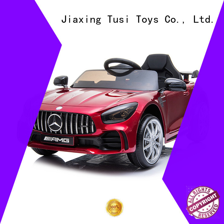 Tusi kids drivable cars factory price for entertainments