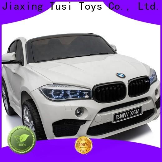 Tusi wholesale kids drivable cars manufacturer for sale