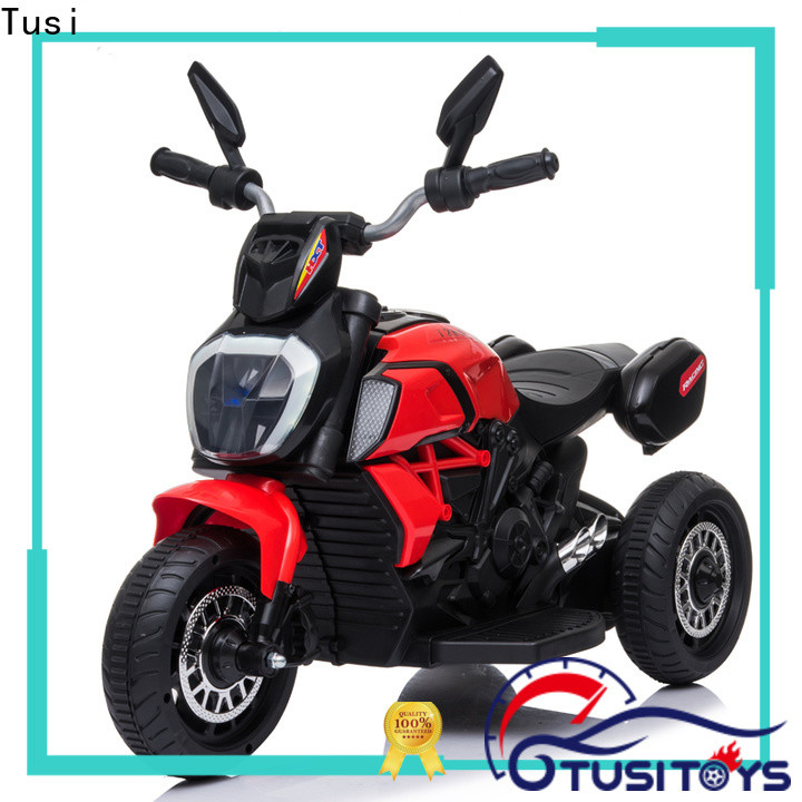 Tusi lovely toddler motorized motorcycle company for activities
