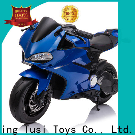 Tusi childrens ride on motorbike factory for transportation