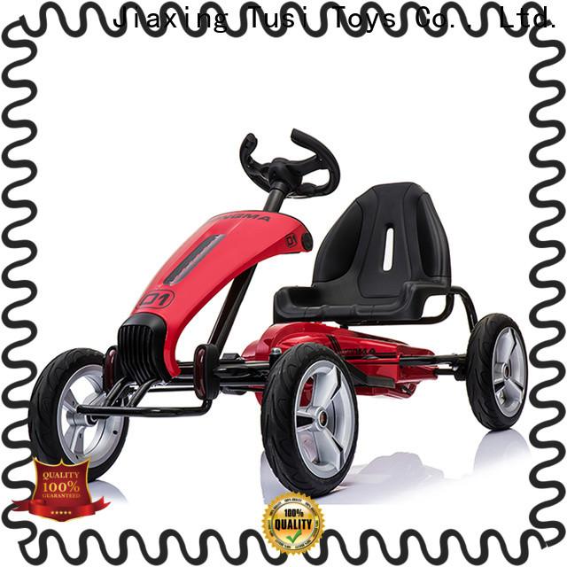 Tusi kids motorized go kart new design for activities