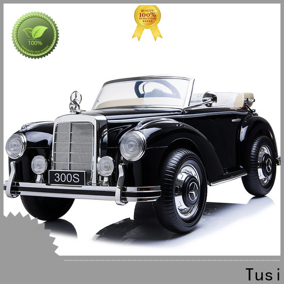 Tusi motorized toy car new design for family