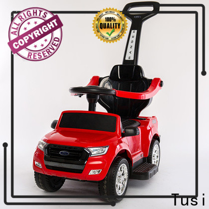 Tusi bdm childrens motorized cars new design for family
