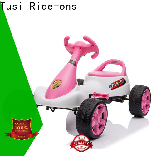 Tusi children's go karts for sale supplier for entertainments