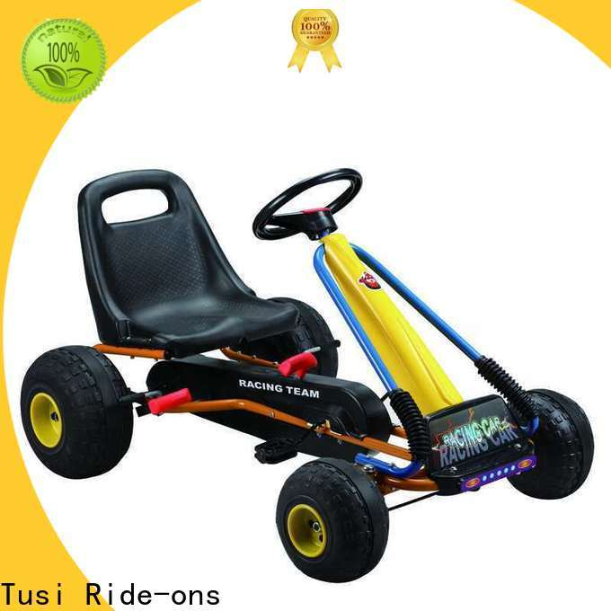 high quality toddler go kart factory for activities
