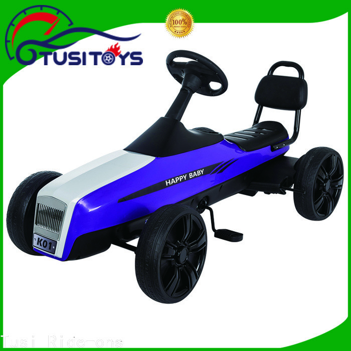 Tusi best childrens go kart company for entertainments