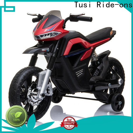Tusi colorful ride on motorbike company for activities