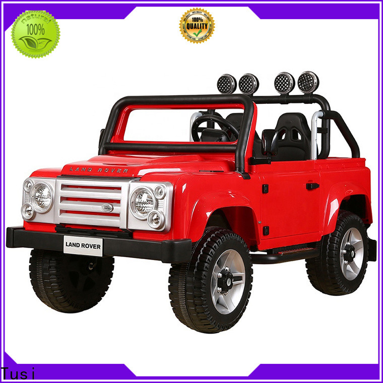 land rover cheap ride on cars factory for entertainments
