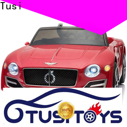 Tusi motorized toy car new design for outdoor