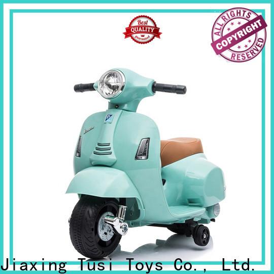 Tusi licensed toddler motorized motorcycle long lasting for children