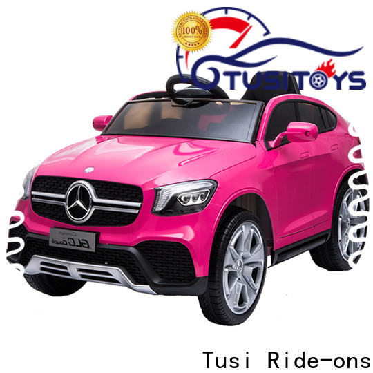 Tusi cheap ride on cars factory for outdoor