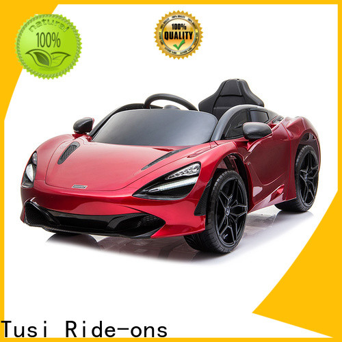 Tusi motorized toy car factory price for outdoor