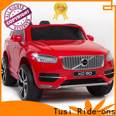 Tusi childrens motorized cars new design for outdoor