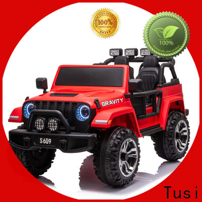 Tusi childrens motorized cars new design for family