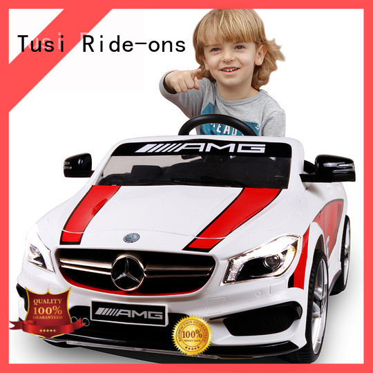 Tusi toyota kids motorized cars factory for outdoor