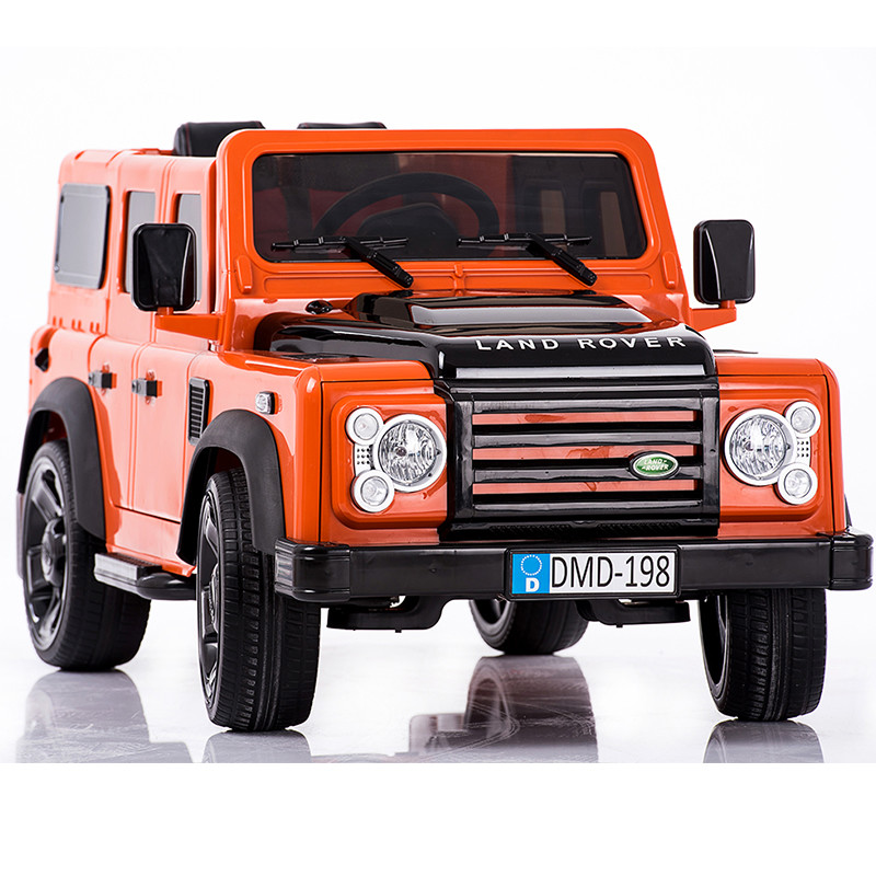 2018 Battery Powered Kids Car Licensed Land Rover Kids Car