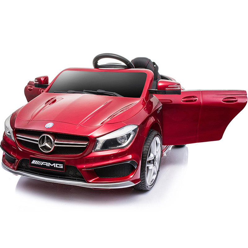 12V Electric Toy Cars For Kids Mercedes Ride On Car