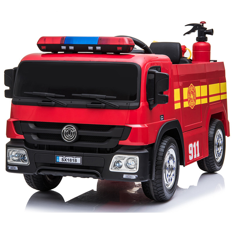 Ride On Fire Truck Kids Electric Fire Truck