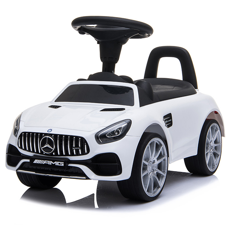 Newest Licensed Mercedes ride On Push Car