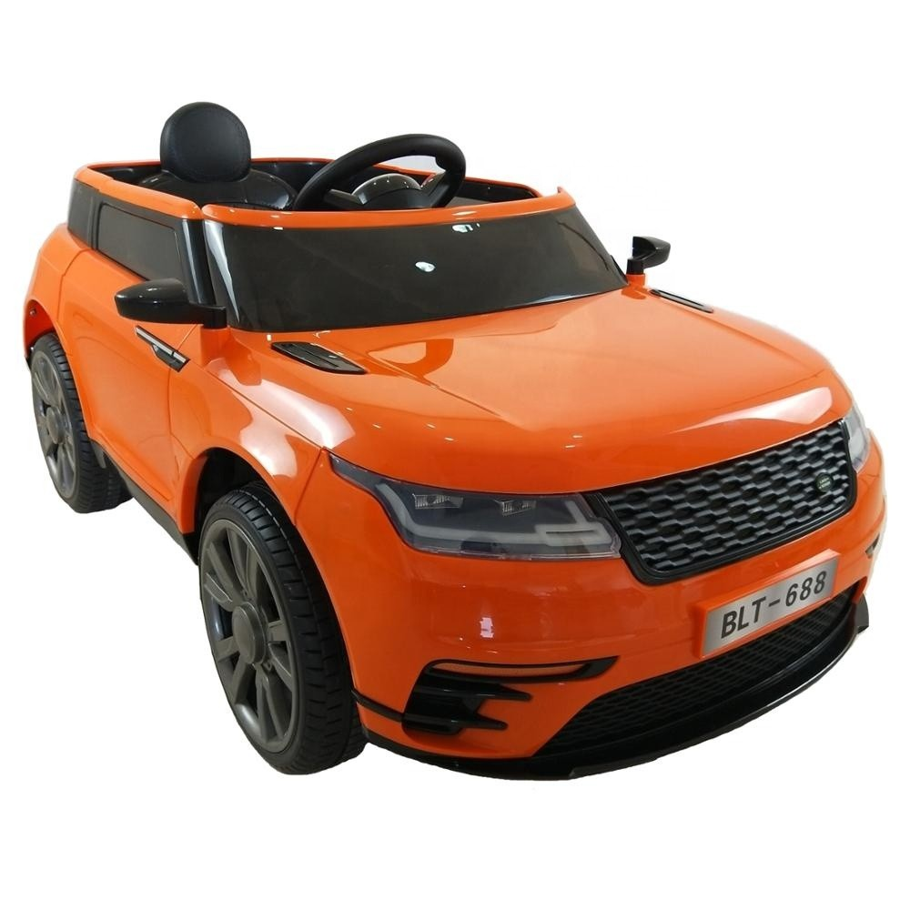 Four Wheel SUV Kids Electric Ride On Car With Remote Control