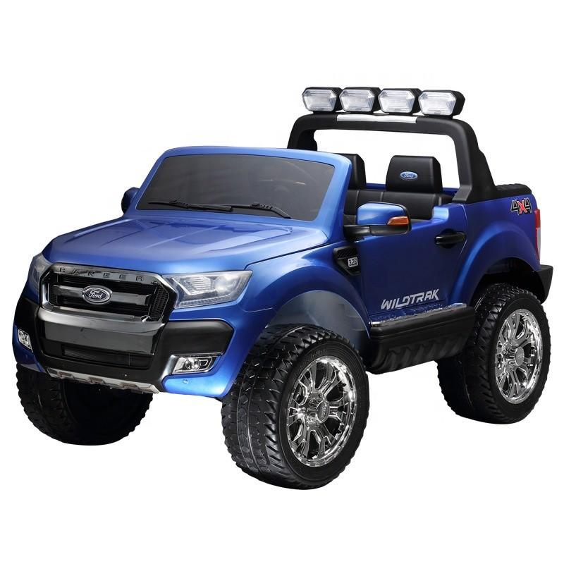 Lisanslı araba çocuk elektrikli bebek oyuncak araba binmek için 2015 Ranger ucuz çocuk elektrikli arabalar DK-F650