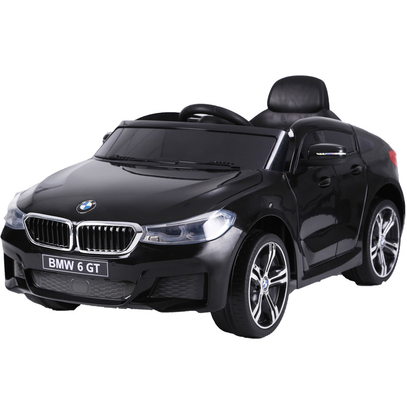 Children ride on BMW license car electric with remote control