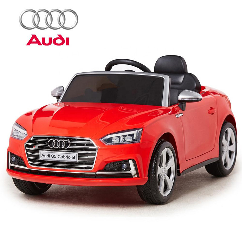 2018New design Audi S5 under license Children electric car battery car baby electric car kids toy
