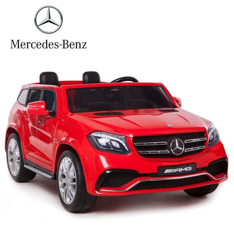 2018 New children electric car price kids ride on toy car mercedes benz license