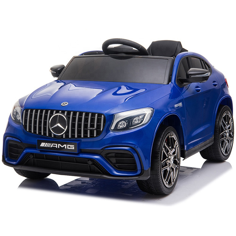 Licensed kids ride on car electric with remote control
