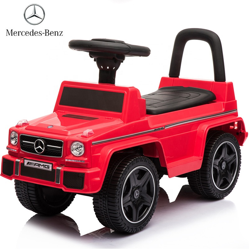 Licenced toy car for kids to drive children ride on car baby tolo car mercedes benz JQ663