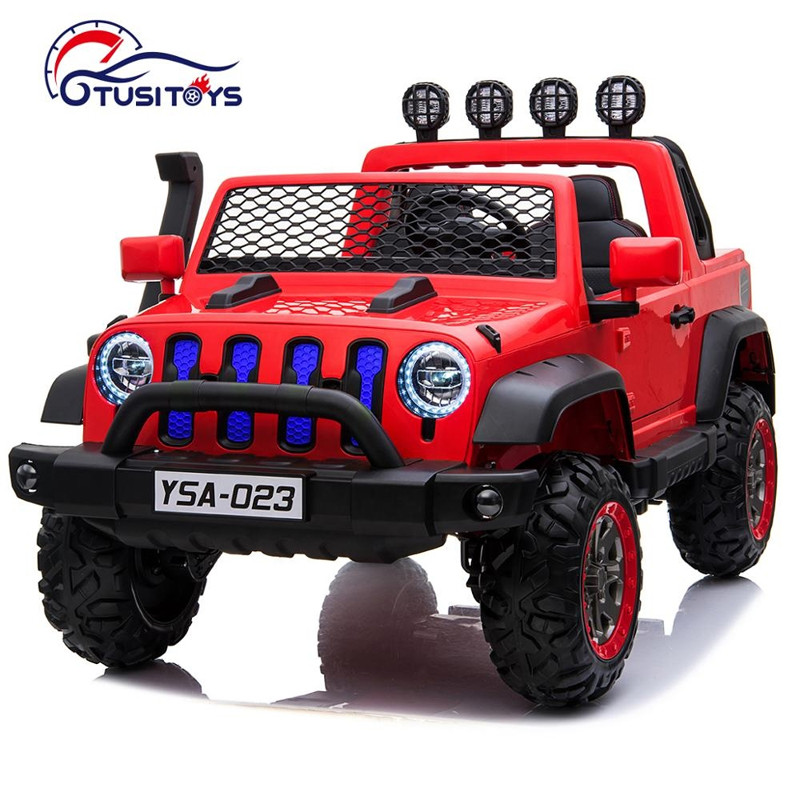 2019 new jeep for kids to drive kids ride on car remote control 24V