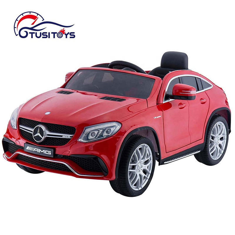 Children toy car battery operated ride on car license baby car