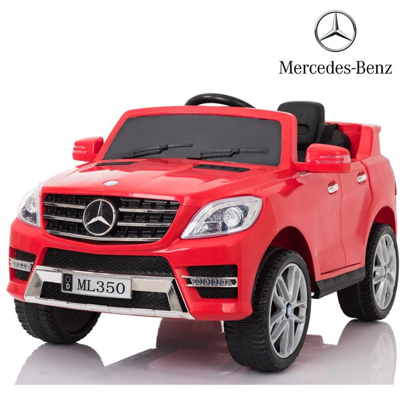 Baby ride on licensed car kids toys car children electric car with remote control Mercedes Benz