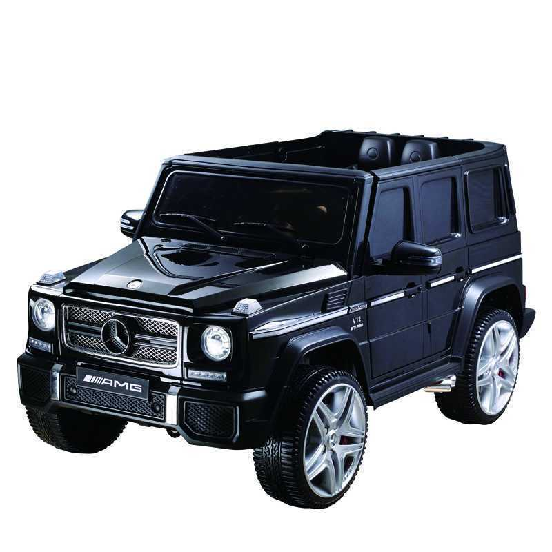 Mercedes-benz G65 license electric children ride on toy car