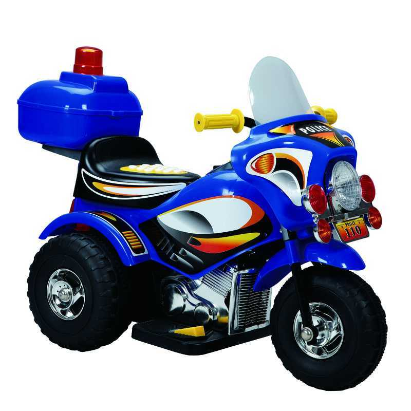 Power wheels electric children ride on motorcycle