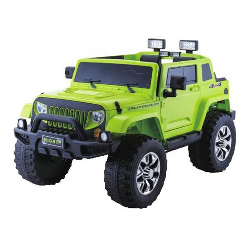 2019 wholesale four wheels electric children ride on jeep car kids toy car
