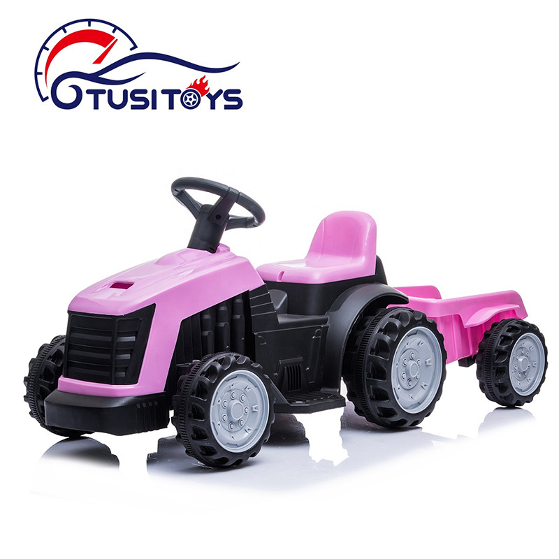 2019 new children ride on car electric kids ride on tractor