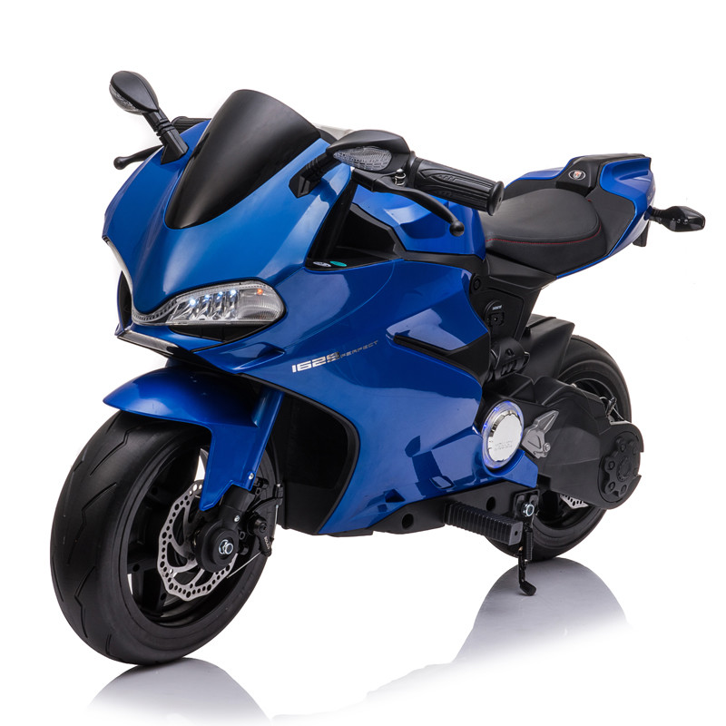 Electric kids ride on motorcycle new model