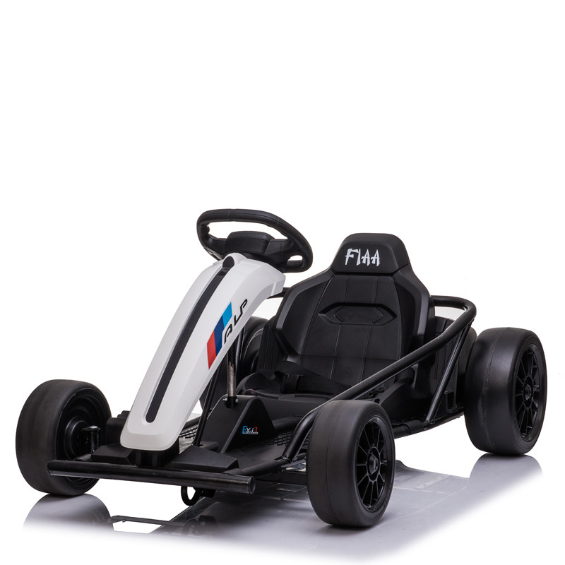 New design children electric ride on go kart